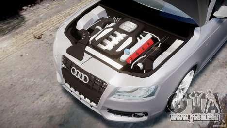 Audi S5 v1.0 für GTA 4 Rückansicht