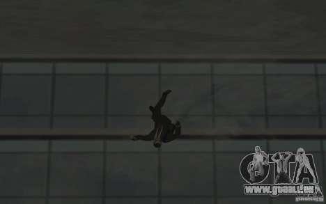 Animation de GTA IV v 2.0 pour GTA San Andreas