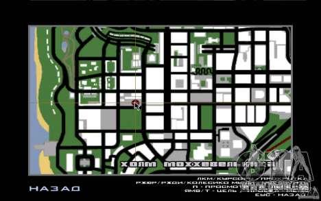 Coca Cola Market pour GTA San Andreas cinquième écran