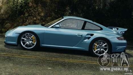 Porsche 997 GT2 pour GTA 4 est une gauche