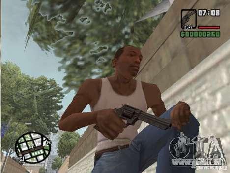 Mafia II Full Weapons Pack pour GTA San Andreas quatrième écran