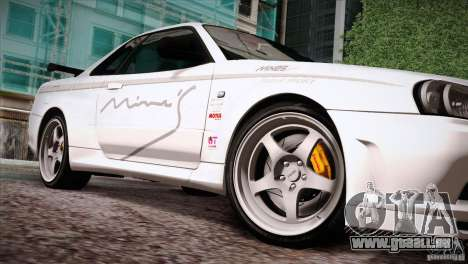 FM3 Wheels Pack für GTA San Andreas sechsten Screenshot