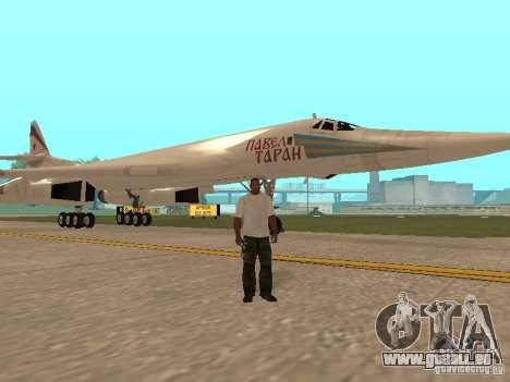 Le -160 pour GTA San Andreas