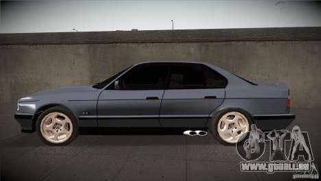 BMW M5 E34 1990 für GTA San Andreas linke Ansicht