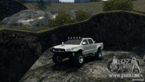 Toyota Hilux Trophytruck pour GTA 4