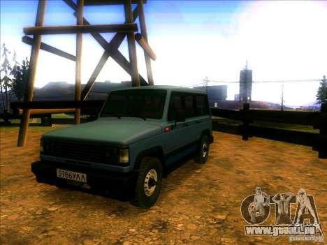 UAZ 3170 pour GTA San Andreas
