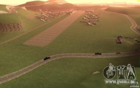 New desert pour GTA San Andreas quatrième écran