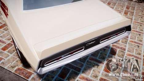 Dodge Challenger 1971 RT pour GTA 4 roues