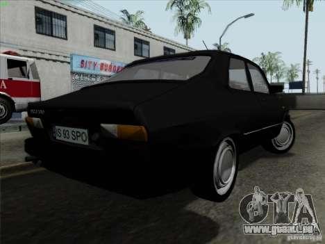 Dacia 1310 L Sport für GTA San Andreas rechten Ansicht