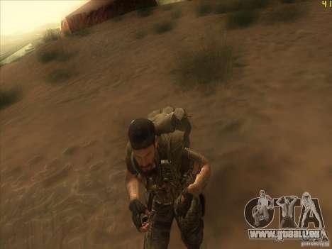 Frank Woods für GTA San Andreas her Screenshot