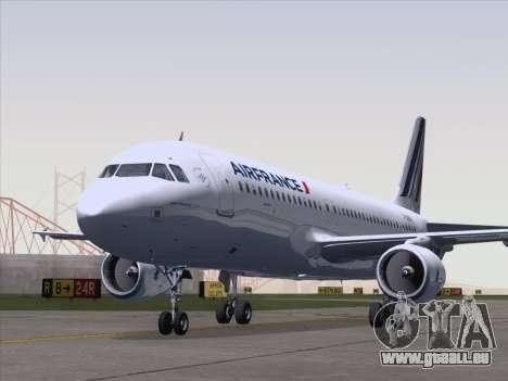 Airbus A320-211 Air France für GTA San Andreas