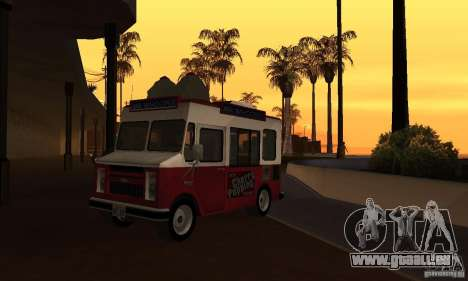 Chevrolet Forvard Control für GTA San Andreas