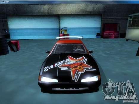 Vinyle EvilEmpire pour GTA San Andreas
