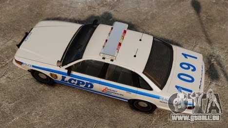 Nouveau Noose Cruiser ELS pour GTA 4 est un droit