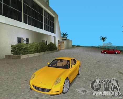 Ferrari 612 Scaglietti pour GTA Vice City