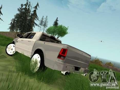 Dodge Ram 1500 Longhorn 2012 für GTA San Andreas linke Ansicht