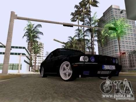 BMW E34 540i für GTA San Andreas