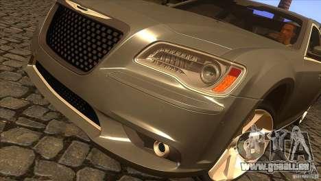 Chrysler 300 SRT-8 2011 V1.0 für GTA San Andreas Seitenansicht