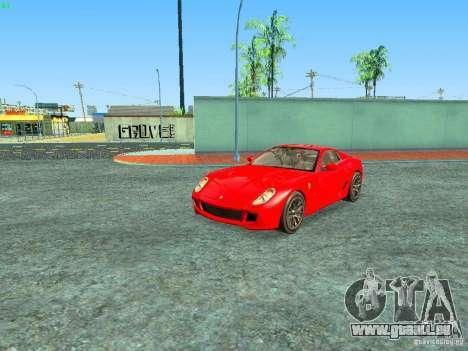 Ferrari 599 GTB pour GTA San Andreas