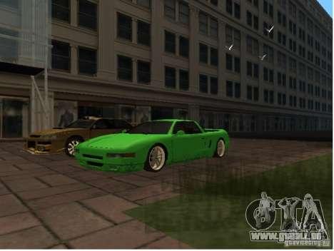 Deluxo Wheels Mod für GTA San Andreas her Screenshot