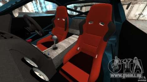 Mazda RX-7 RE-Amemiya v2 für GTA 4 Innenansicht