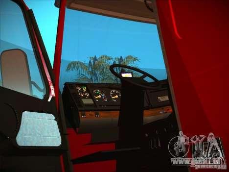 Volvo FH12 pour GTA San Andreas vue de côté