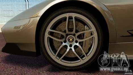 Lamborghini Murcielago LP670-4 SV [EPM] pour GTA 4 est un côté
