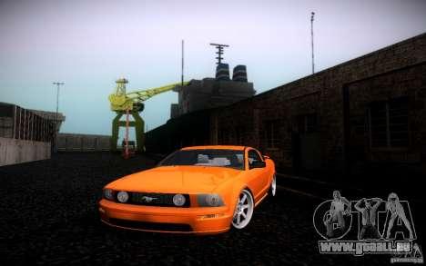 SA Illusion-S V1.0 Single Edition pour GTA San Andreas deuxième écran