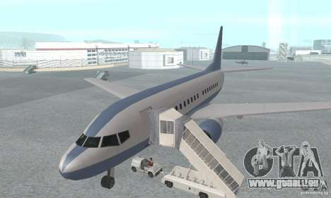 Airport Vehicle pour GTA San Andreas