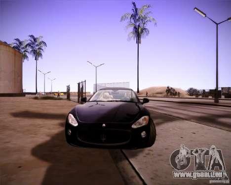 ENBseries by slavheg v2 pour GTA San Andreas septième écran