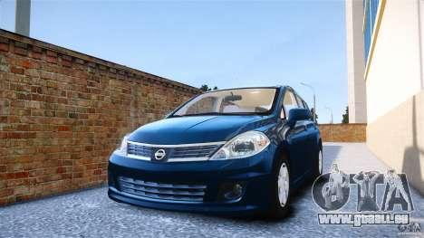 Nissan Versa pour GTA 4