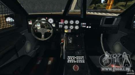 Dodge Power Wagon für GTA 4 Rückansicht