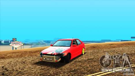 Lexus IS300 für GTA San Andreas