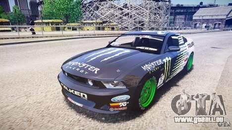 Ford Mustang GT Falken Tire v2.0 pour GTA 4