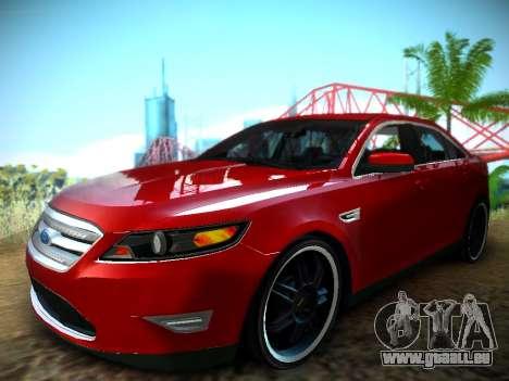 Ford Taurus SHO 2011 pour GTA San Andreas