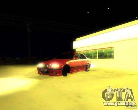 BMW M3 E36 328i pour GTA San Andreas