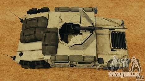 HMMWV M1114 v1.0 pour GTA 4 est un droit