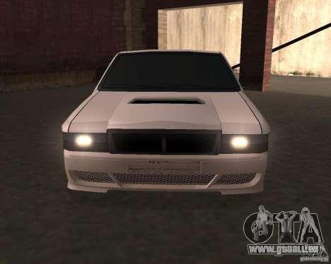 Taxi Cabriolet pour GTA San Andreas