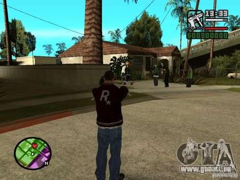 Great Theft Car V1.1 für GTA San Andreas dritten Screenshot
