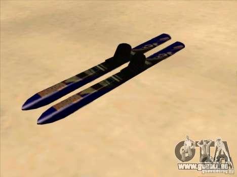 Ski-Skifahren für GTA San Andreas