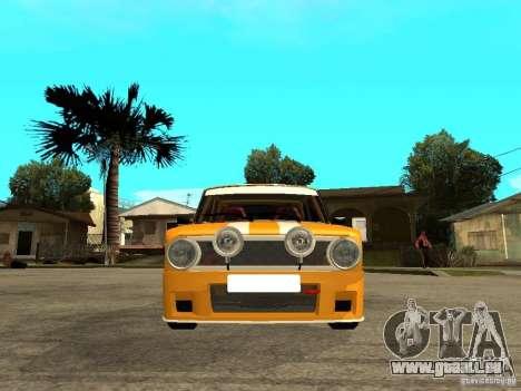 VAZ 2101 Globus pour GTA San Andreas vue de droite