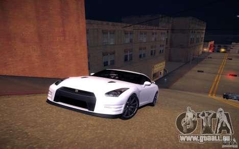 ENBSeries pour plus faibles PC v2.0 pour GTA San Andreas sixième écran