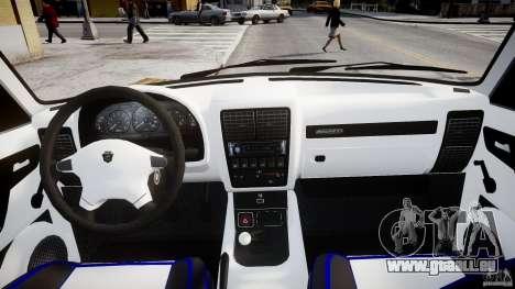 GAZ 3110 Turbo WRX STI v1. 0 für GTA 4 rechte Ansicht
