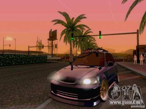 Honda Civic JDM Hatch für GTA San Andreas