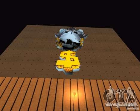 Real New Vegas v1 für GTA San Andreas achten Screenshot