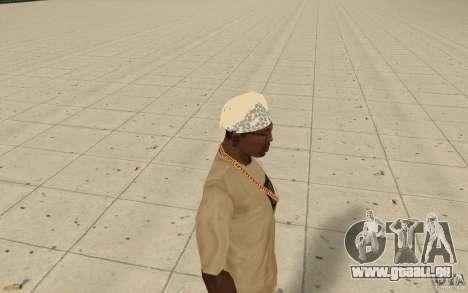 Bandana dreamcast pour GTA San Andreas deuxième écran