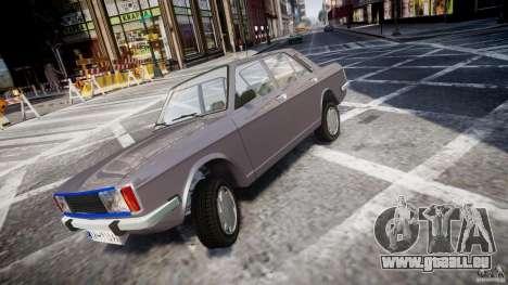Peykan 1600i für GTA 4 Innen