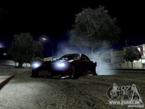 LibertySun Graphics For LowPC für GTA San Andreas dritten Screenshot