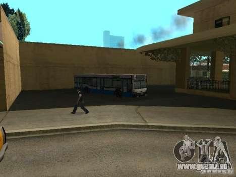5 Bus v. 1.0 für GTA San Andreas sechsten Screenshot