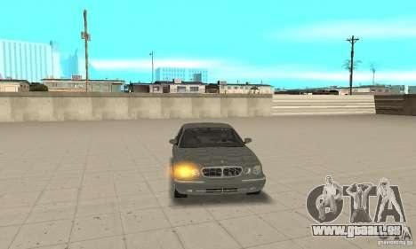 Universal Ecke Lichter für GTA San Andreas